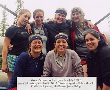 2003 Womens LB