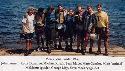 1996 Mens LB