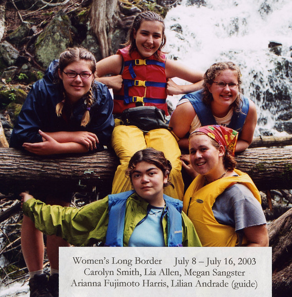 2003 Womens LB-001