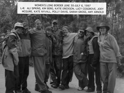 1997 Womens LB