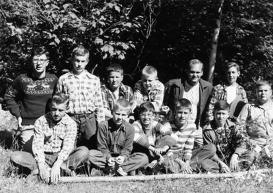 1951 Intermediate - Senior Cabin
