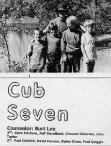 1971 Cub 7