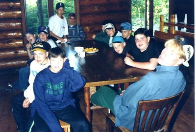 1990s Senior Cabins