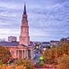 St. Philips Church on Church Street, Charleston, SC