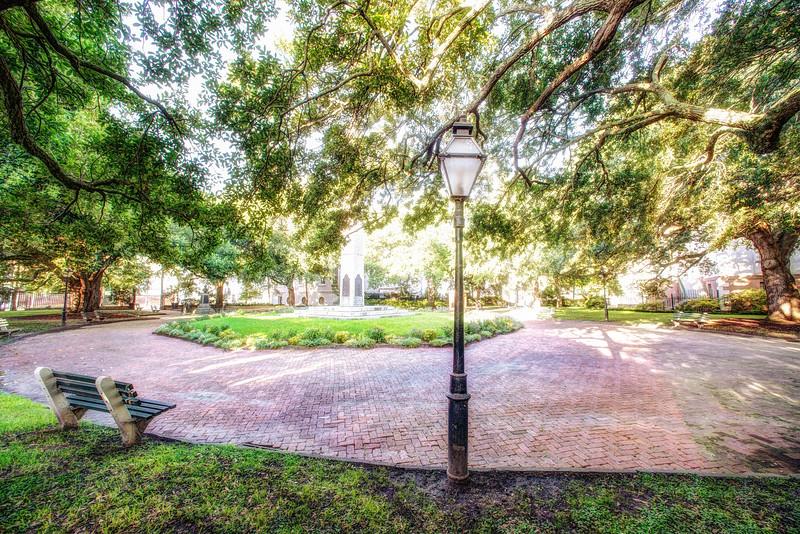 Washington Square Park, Charleston