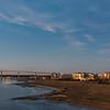 Ravenel Bridge, Cooper River, and Patriot's Point