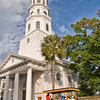 St. Michael's Church, Meeting Street, Charleston, SC