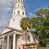 St. Michael's Church, Meeting Street, Charleston, SC
