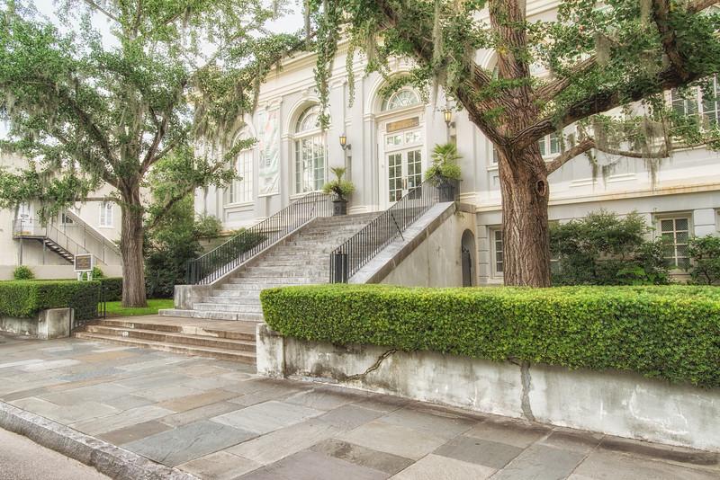 Charleston Library Society, King Street