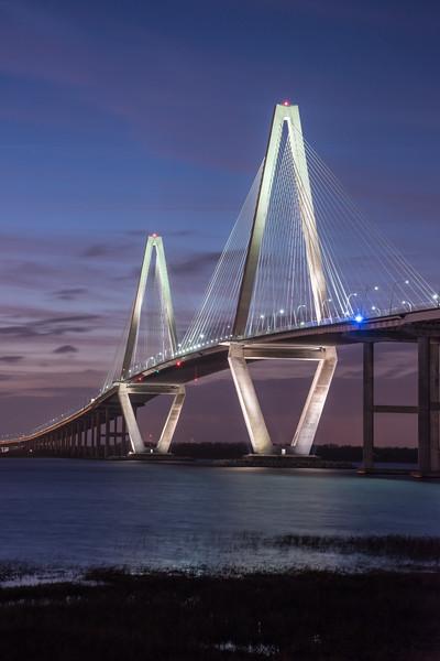 Arthur Ravenel Bridge, Charleston, SC