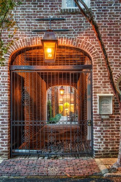 Poinsett Tavern, Elliott Street