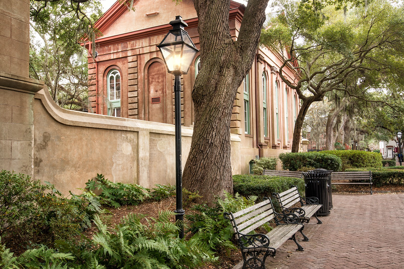 College of Charleston campus