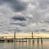 Ravenel Bridge over the Cooper River