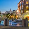 Splash Fountain, Waterfront Park and Vendue Range Street