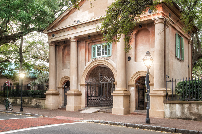 Porter's Lodge, College of Charleston