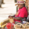Traditional Basket Weaver