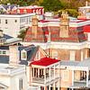 Charleston, SC rooftops