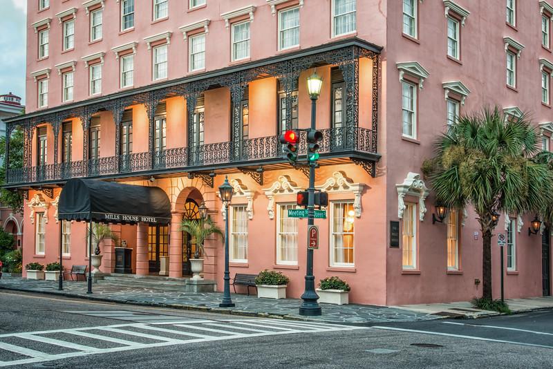 Mills House Hotel, Meeting Street, Charleston, SC