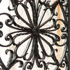 Detail of Wrought Ironwork, Broad Street, Charleston