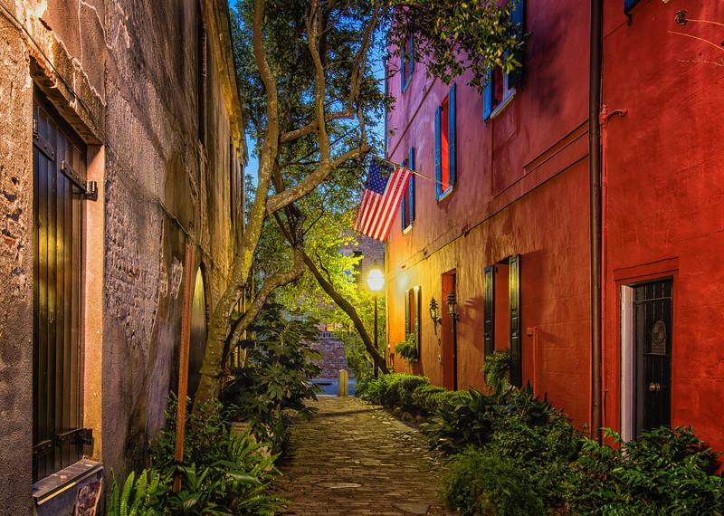 Philadelphia Alley