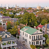 Evening over Charleston, SC