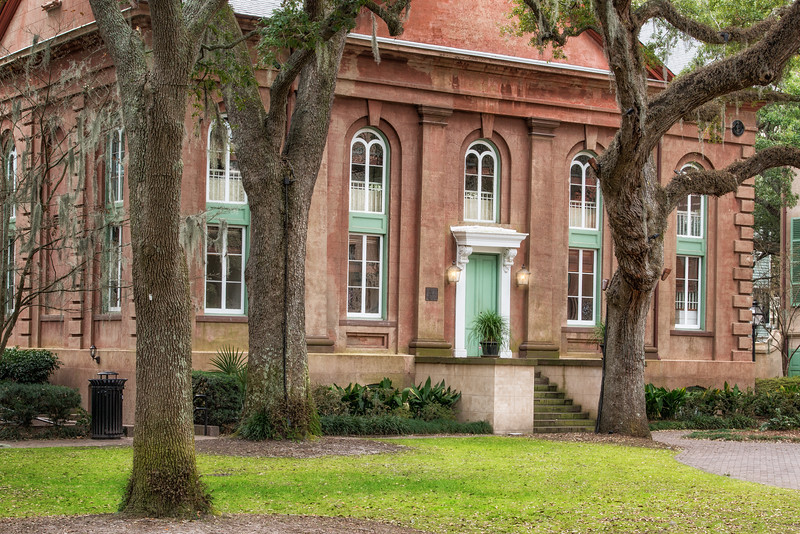 College of Charleston campus