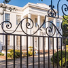 Wrought Iron Gates by Philip Simmons
