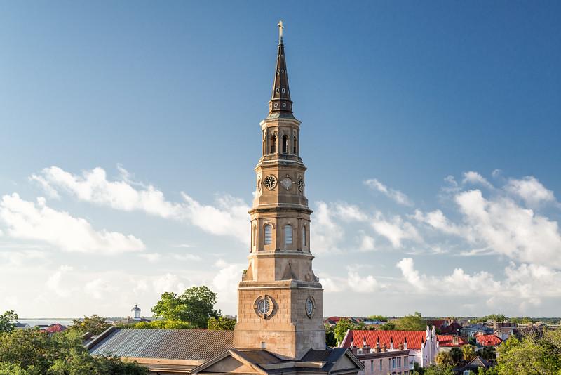 St. Philips Church steeple, Church Street
