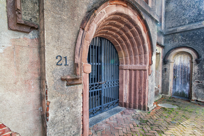 Old City Jail, Magazine Street