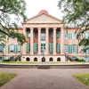 Randolph Hall and the Cistern, College of Charleston