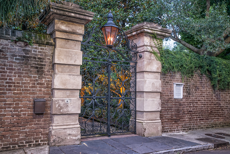 Sword Gate, Legare Street