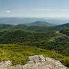 Panoramic views from the Upper Overlook