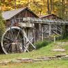 Grist Mill, Gwynn Valley Camp, Brevard, NC