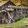 Grist Mill at Gwynn Valley Camp, Brevard, NC