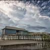 Folly Beach County Park - after the storm