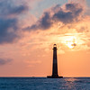 Morris Island Lighthouse Sunrise