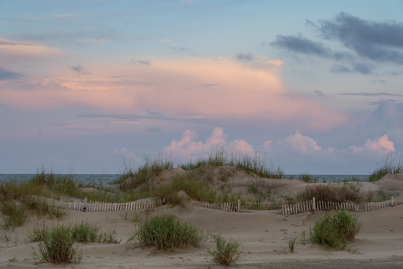 Dunes at Folly Beach County Park