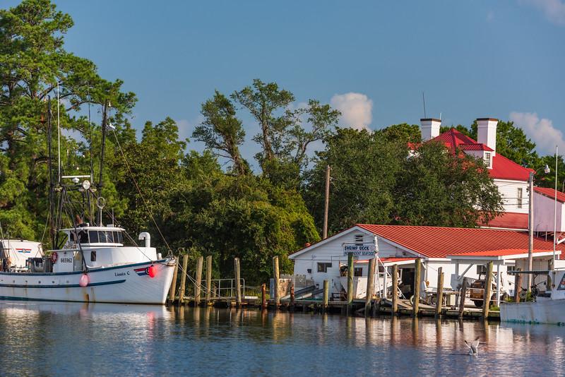 Independent Seafood Distributors Shrimp Dock