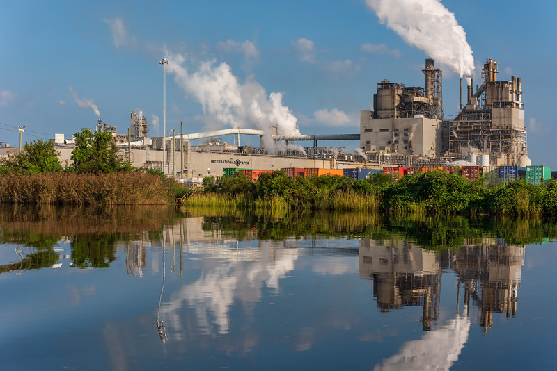 The  International Paper Mill