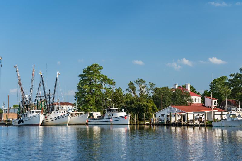 Independent Seafood Distributors Shrimp Dock and Trawlers