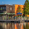 Georgetown Public Dock and the River Room Restaurant