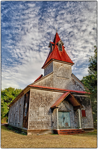 Bethel AME Church, McClellanville, SC