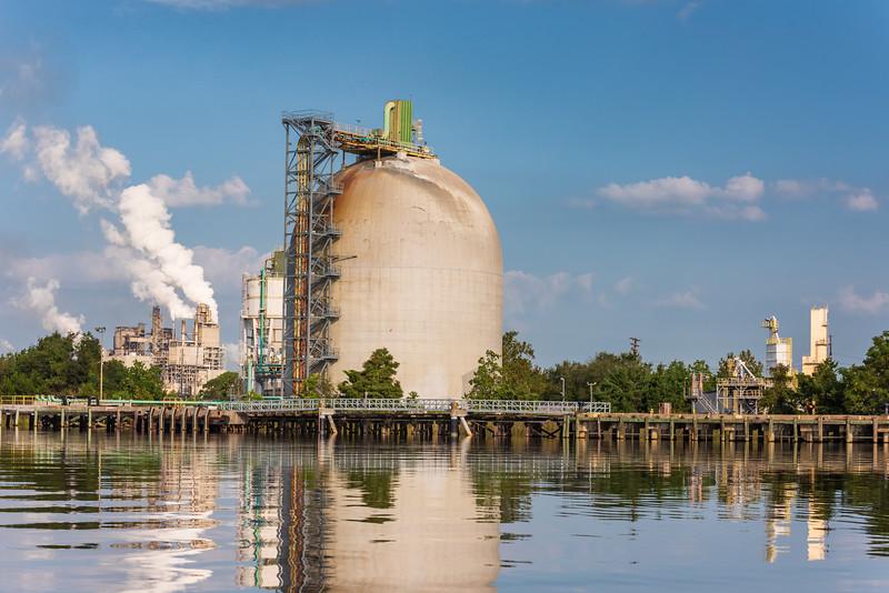 SC Ports Authority Storage Tank