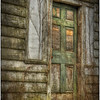 Back door, Tibwin Plantation house, Awendaw, SC