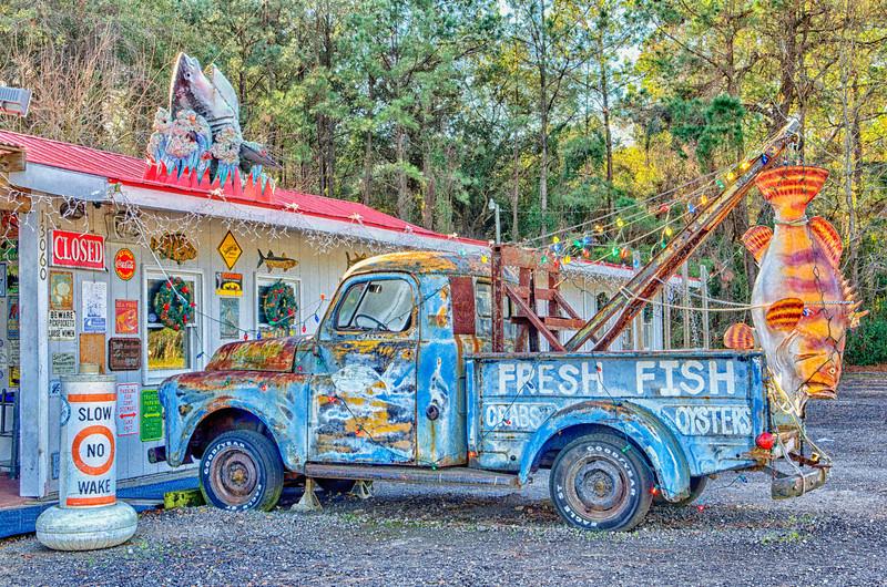 Litchfield Beach Fish House, Hwy 17