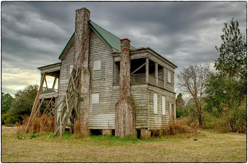 Tibwin Plantation house, Awendaw, SC