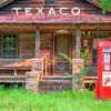 Texaco landmark, Green Pond, no longer standing