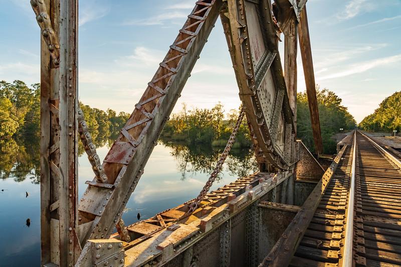 Bridge over the Ashepoo River