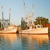 Shrimp boats, Beaufort, SC
