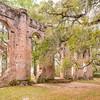 Ruins of Old Sheldon Church, Yemassee, SC